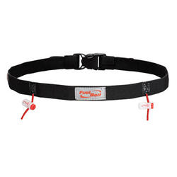FuelBelt Reflective Race Number Belt