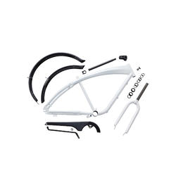 Felt Bicycles Canvas Frame Kit