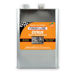 Finish Line Citrus Degreaser (1-Gallon Jug)