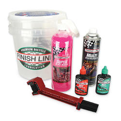 Finish Line Pro Care Bucket Kit 6.0