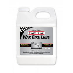 Finish Line Wax Lubricant (32-ounce jug)