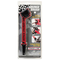 Finish Line Grunge Brush
