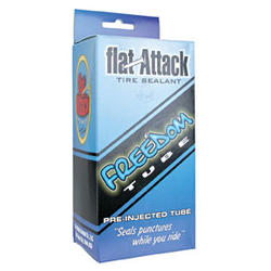 Flat Attack Freedom Tube Schrader