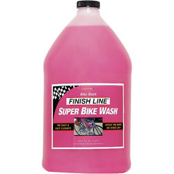 Finish Line Super Bike Wash (1-Gallon Jug)