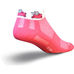 SockGuy Flying Pig Socks - Women's
