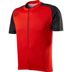 Fox Racing Aircool Zip Jersey