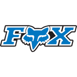 Fox Racing Corporate Sticker - 7 Inch