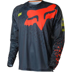 Fox Racing Demo Cauz LS Jersey