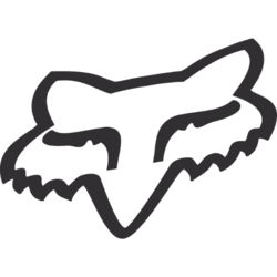 Fox Racing Foxhead TDC Sticker - 18 Inch