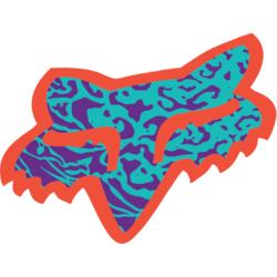 Fox Racing Marz Sticker- 7 Inch
