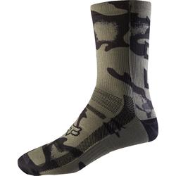Fox Racing 8-inch Print Trail Socks