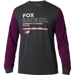 Fox Racing Analog Long-Sleeve Tech Tee