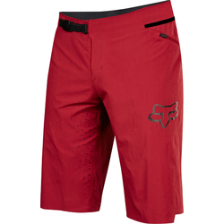 Fox Racing Attack Short - No Liner - Dark Red