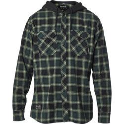 Fox Racing Avalon Hooded Flannel