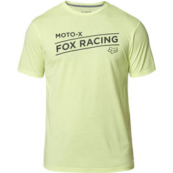 Fox Racing Banner Short Sleeve Tech Tee