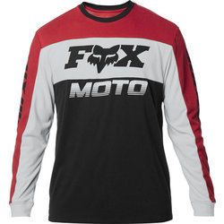 Fox Racing Charger Long Sleeve Airline Knit