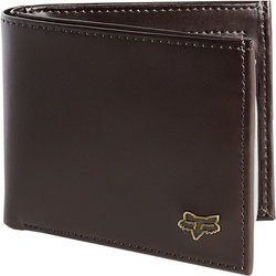 Fox Racing Classic Bifold Leather Wallet