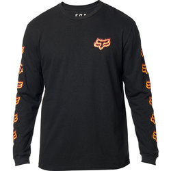 Fox Racing Flame Head Long Sleeve Tee