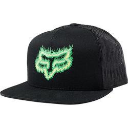 Fox Racing Flame Head Snapback Hat
