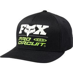 Fox Racing Fox Pro Circuit Flexfit Hat