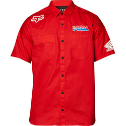Fox Racing HRC Redplate Pro Flexair Workshirt
