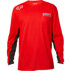 Fox Racing HRC Redplate Pro Long Sleeve Airline Tee