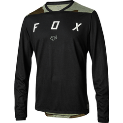 Fox Racing Indicator Long Sleeve Mash Camo Jersey
