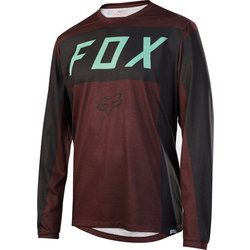 Fox Racing Indicator Moth Long Sleeve Jersey