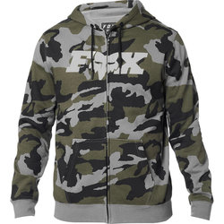 Fox Racing Legacy F-Head-X Camo Zip Hoodie