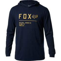 Fox Racing Non-Stop Hooded Long-Sleeve Knit