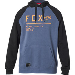Fox Racing Non-Stop Raglan Pullover Hoodie