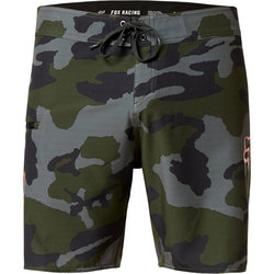 Fox Racing Overhead Camo Stretch Boardshorts 18-inch