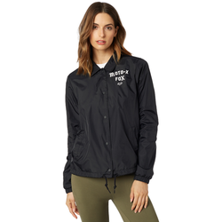 Fox Racing Pit Stop Coaches Jacket