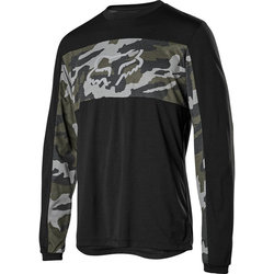 Fox Racing Ranger Drirelease Foxhead Long Sleeve Jersey