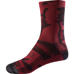 Fox Racing Womens 8-inch Print Trail Socks
