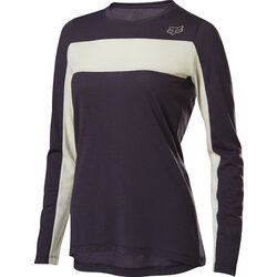 Long Sleeve FastDry Mountain Bike Top in Grey Setup® Intake MTB Jersey