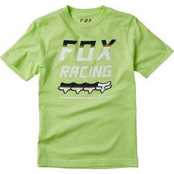 Fox Racing Youth Full Count Short Sleeve Tee