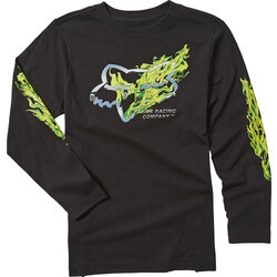 Fox Racing Youth Turn 'n' Burn Long Sleeve Tee