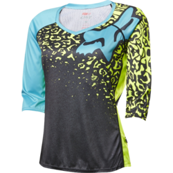 Fox Racing Women's Lynx 3/4 Jersey