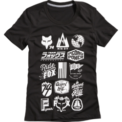 Fox Racing Women's Mtn Division Tech Tee