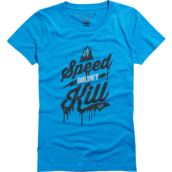 Fox Racing Women's Speed Wobble Tech Tee