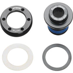 FSA FSA Self Extracting Left Crank Arm Bolt for Carbon Mega Exo Road Cranks