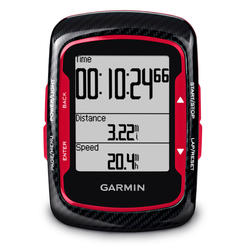 Garmin Edge 500 w/Premium Heart Rate Monitor, Speed/cadence
