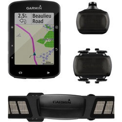Garmin Edge 520 Plus Speed and Cadence Bundle