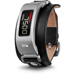 Garmin vivofit 2 w/Leather Cuff