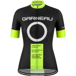 Garneau Women's Don't Text and Drive Cycling Jersey