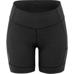 Garneau Women's Fit Sensor Texture 5.5 Shorts