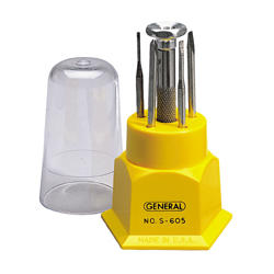 General Tools Jeweler Screwdriver Set