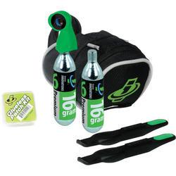 Genuine Innovations Seat Bag CO2 Inflation Kit (Tri/Road)