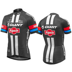 Giant 2017 Team Giant-Alpecin Replica Short Sleeve Jersey